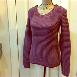 Martin + OSA Women's Sweater in Purple